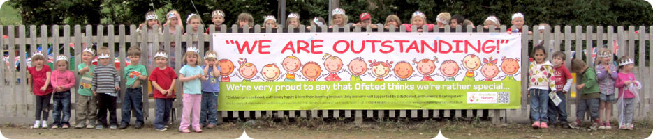 Ofsted Greenfields Nursery Shipston